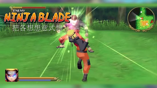 Game Ultimate Ninja Shippuden Rise apk for kindle fire