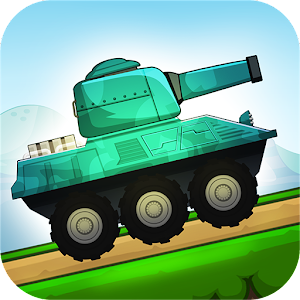 Mini Tanks World War Hero Race Icon