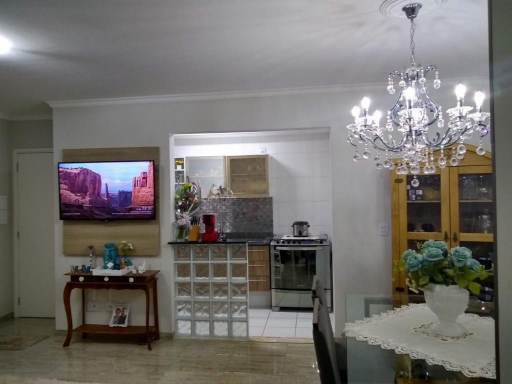 Apartamento à venda, 62 m² por R$ 290.000,00 - Bosque dos Jacarandás - Jundiaí/SP