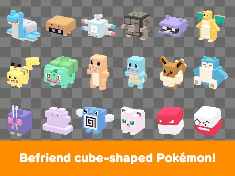 Pokémon Quest Screenshot 6