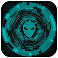 Download Galaxy of Aliens Theme APK