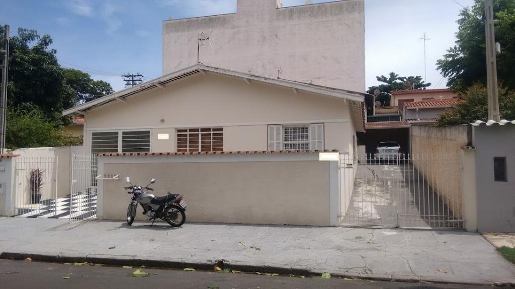 Casa residencial à venda, Vila Proost de Souza, Campinas.