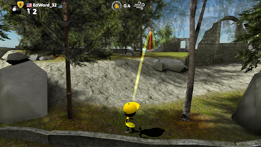 Stickman Disc Golf Battle For PC