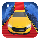 Game Dangerous Track Driving Car: Impossible Stunts APK for Kindle