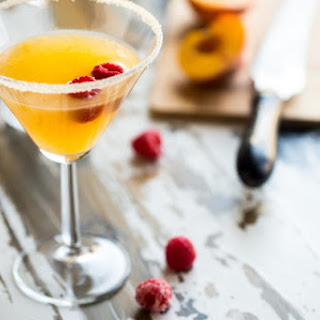 Peach Vodka Martini Recipes