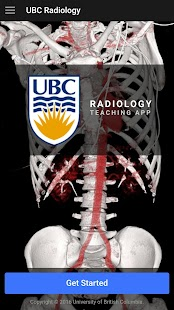 UBC Radiology screenshot for Android