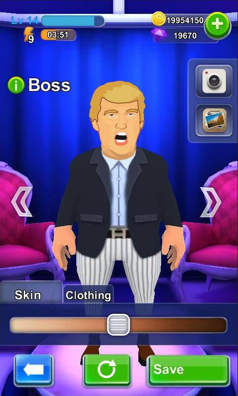 Whack the Boss Screenshot 2