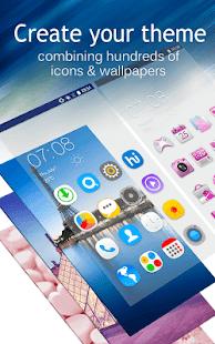C Launcher: Themes, Wallpapers, DIY, Smart, Clean APK for Bluestacks