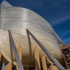 Ark by Bob White - Buildings & Architecture Public & Historical ( noah, ark )
