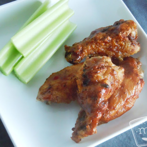 Copycat Tyson Anytizers Honey BBQ Buffalo Wings