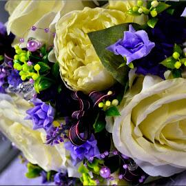 wedding bouquet by Nic Scott - Wedding Other ( bouquet, wedding flowers, flowers )