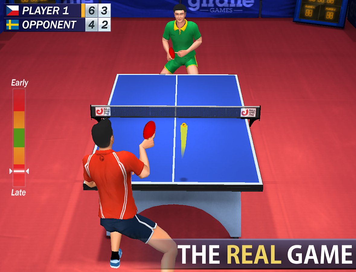 Table Tennis Screenshot 11