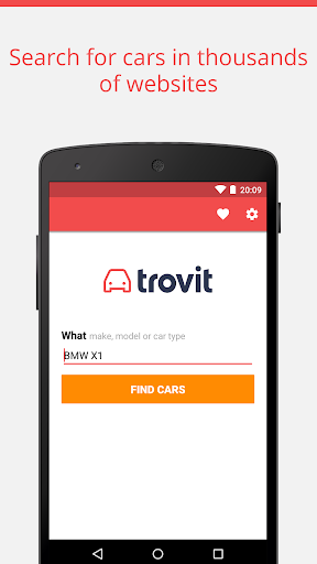 Used cars for sale - Trovit screenshot 1