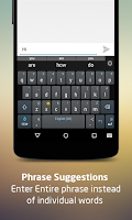 Screenshot of Adaptxt – Free Keyboard