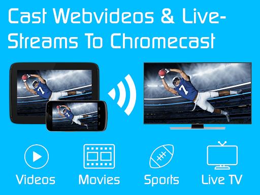 Video & TV Cast Chromecast - screenshot