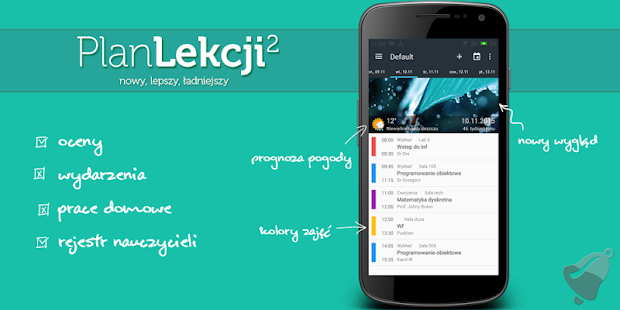 Plan Lekcji 2 APK for Nokia