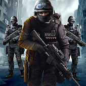 SWAT Team Police Sniper Strike APK for Bluestacks