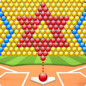 Baseball Bubble Released on Android - PC / Windows & MAC