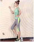 Fashionable Yoga Wear Ladies Gym Wear Quality Yoga Pants