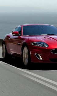 Jigsaw Puzzles Jaguar XKR - screenshot