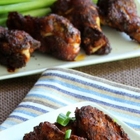 Baked Barbeque Wings