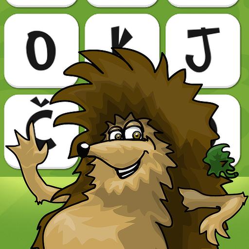 Android aplikacija Ježeva Igra Riječi - Word Game from Croatia na Android Srbija