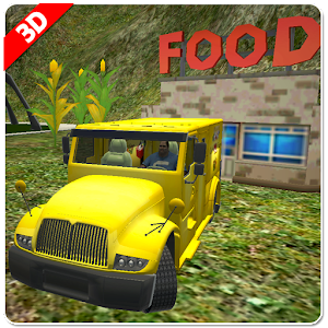 3D Truck Sim: Home Delivery
