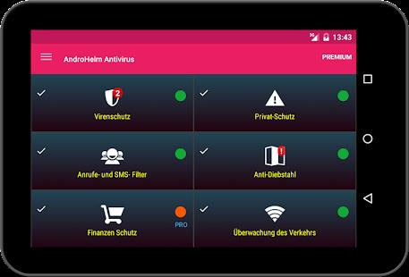 Virenschutz Android 0017 – Miniaturansicht des Screenshots