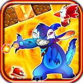 Game Alien Stitch Run apk for kindle fire