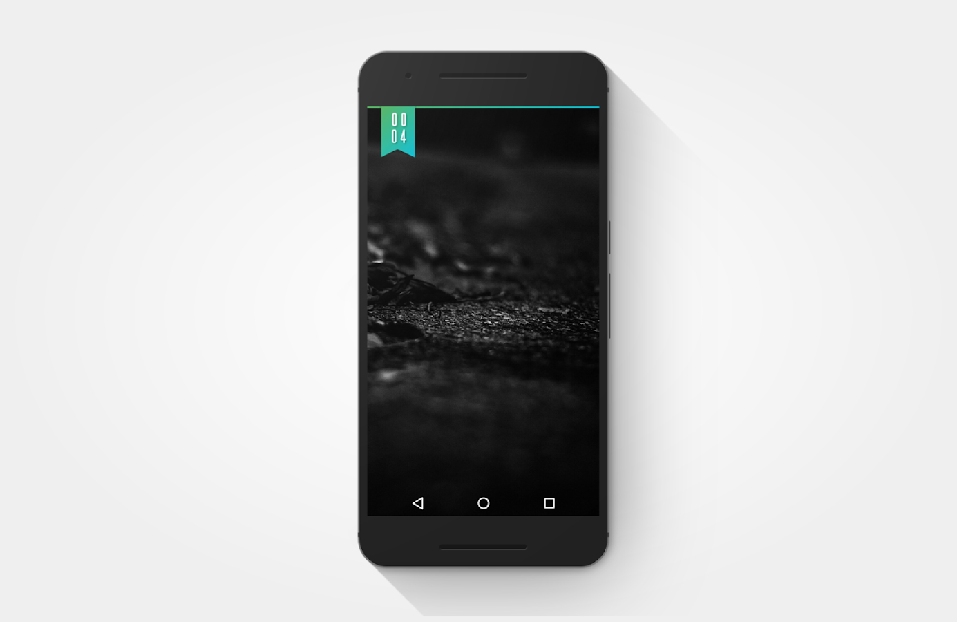 Gradient Zooper Theme Screenshot 9