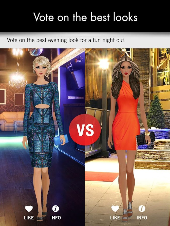 Covet Fashion - Dress Up Game Screenshot 8