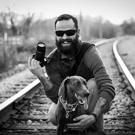 by TJ Vance - People Portraits of Men