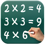 Multiplication Table Kids Math icon
