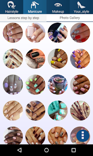 Free Download MANICURE! HAIRSTYLE! MAKEUP! APK for Samsung