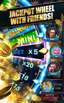 Play Vegas - Casino Slot Game APK screenshot thumbnail 3