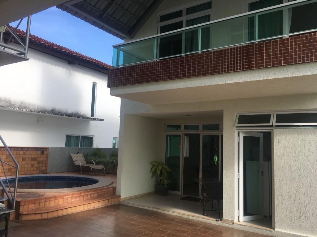 Casa com 4 dormitórios à venda, 345 m² por R$ 1.600.000 - Intermares - Cabedelo/PB