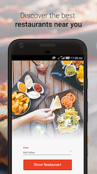 FoodTime - Order Food Online & Food Delivery APK screenshot thumbnail 2