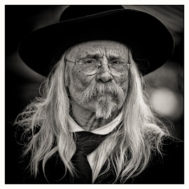 by Judy Rosanno - Black & White Portraits & People ( smithville photo festival, october 2017 )