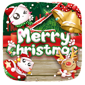Free Merry Christmas Red Holiday APK for Windows 8