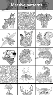 Animal Coloring Book- screenshot thumbnail