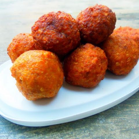 Veggie Quinoa Meat balls - Vegetable Quinoa Kofta