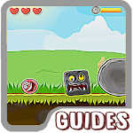 GUIDES red ball 4 & geometry world Icon