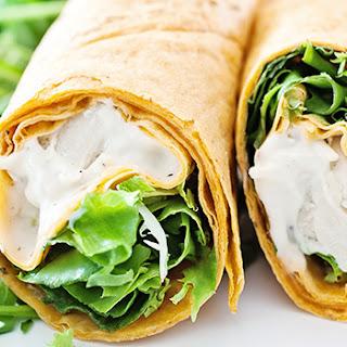 Chicken Spinach Wrap Recipes