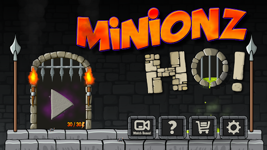 Minionz Ho (Unreleased) - screenshot