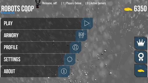 ROBOTS COOP - screenshot