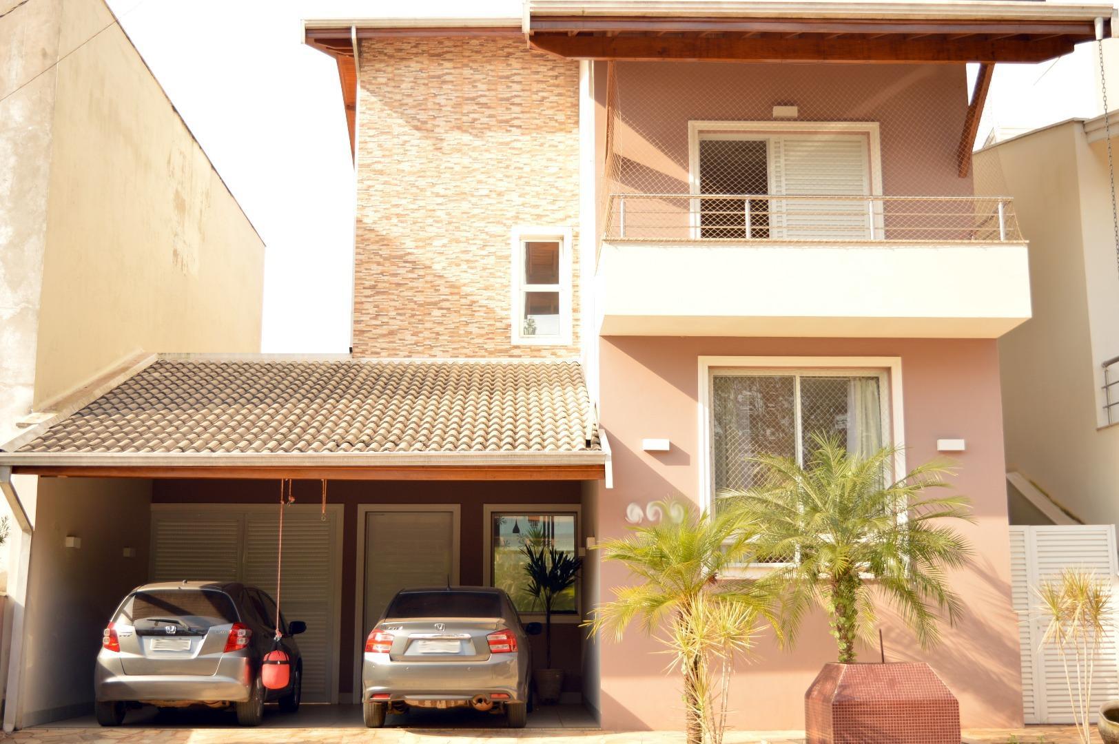 Sobrado no Residencial Amália Luiza em Sumaré - SP