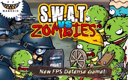 Game SWAT and Zombies APK for Kindle
