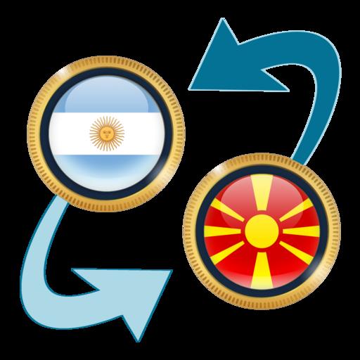 Android aplikacija Arg. Peso x Macedonian Denar na Android Srbija