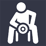 Lift Tracker Weightlifting Log APK Image