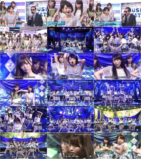 (TV-Music)(1080i) 乃木坂46 Part – Music Station 150619